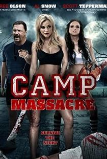 Camp Massacre - Poster / Capa / Cartaz - Oficial 2