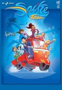 Spike Team (1ª Temporada) - Poster / Capa / Cartaz - Oficial 1