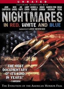 Pesadelos em Vermelho, Branco e Azul - Poster / Capa / Cartaz - Oficial 1