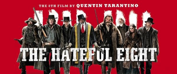 Crítica do Minha Visão de Cinema para Os Oito Odiados (2016, de Quentin Tarantino)