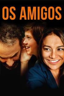 Os Amigos - Poster / Capa / Cartaz - Oficial 2