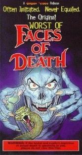 O Pior de Faces da Morte - Poster / Capa / Cartaz - Oficial 1