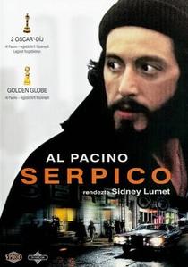 Serpico - Poster / Capa / Cartaz - Oficial 8