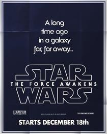 Star Wars: O Despertar da Força - Poster / Capa / Cartaz - Oficial 24
