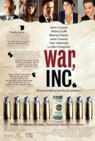 Guerra, S.A. Faturando Alto - Poster / Capa / Cartaz - Oficial 1