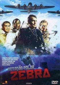 Estação Polar Zebra - Poster / Capa / Cartaz - Oficial 2