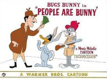 People Are Bunny - Poster / Capa / Cartaz - Oficial 1