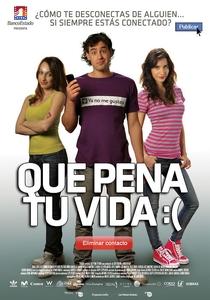 Que Pena Tu Vida - Poster / Capa / Cartaz - Oficial 1