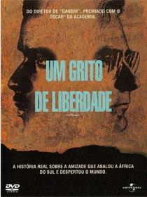 Um Grito de Liberdade - Poster / Capa / Cartaz - Oficial 4