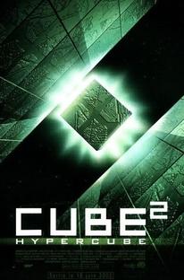 Cubo 2 - Hipercubo - Poster / Capa / Cartaz - Oficial 2