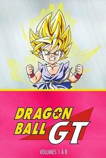 Dragon Ball GT (1ª Temporada) - Poster / Capa / Cartaz - Oficial 8