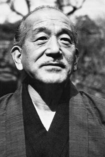 Yasujiro Ozu - Poster / Capa / Cartaz - Oficial 2
