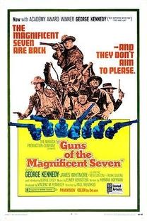 A Revolta dos Sete Homens - Poster / Capa / Cartaz - Oficial 1
