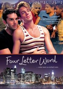Uma Palavra de 4 Letras - Poster / Capa / Cartaz - Oficial 4