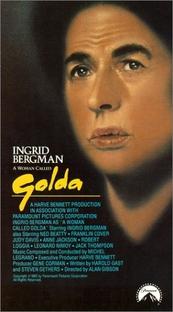 Uma Mulher Chamada Golda - Poster / Capa / Cartaz - Oficial 1