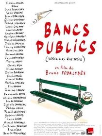 Bancos de Praça - Poster / Capa / Cartaz - Oficial 1