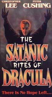 Os Ritos Satânicos de Drácula - Poster / Capa / Cartaz - Oficial 2