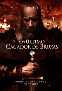 O Último Caçador de Bruxas - Poster / Capa / Cartaz - Oficial 16