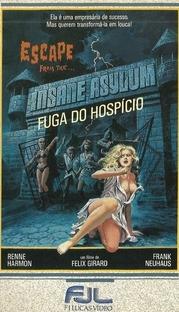 Fuga do Hospício - Poster / Capa / Cartaz - Oficial 2
