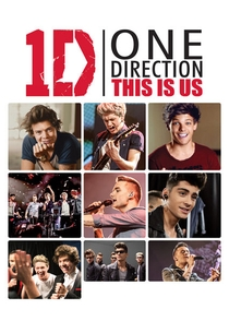 One Direction: This Is Us - Poster / Capa / Cartaz - Oficial 2