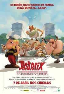 Asterix e o Domínio dos Deuses - Poster / Capa / Cartaz - Oficial 1