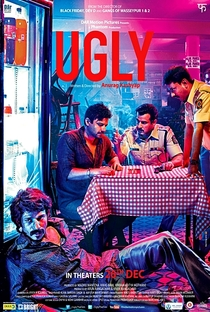 Ugly - Poster / Capa / Cartaz - Oficial 1