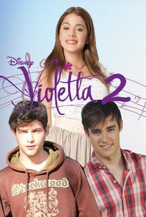 Violetta (2ª Temporada) - Poster / Capa / Cartaz - Oficial 2