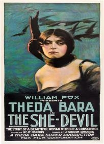 The She-Devil - Poster / Capa / Cartaz - Oficial 1