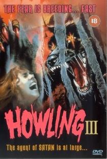 Grito de Horror III - A Nova Raça - Poster / Capa / Cartaz - Oficial 1