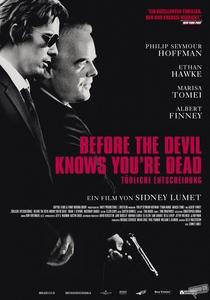 Antes que o Diabo Saiba que Você Está Morto - Poster / Capa / Cartaz - Oficial 4