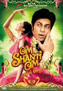 Om Shanti Om - Poster / Capa / Cartaz - Oficial 1