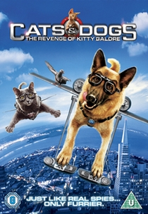Como Cães e Gatos 2: A Vingança de Kitty Gallore - Poster / Capa / Cartaz - Oficial 10