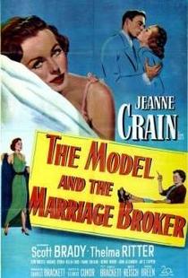 A Modelo e a Casamenteira - Poster / Capa / Cartaz - Oficial 1
