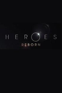 Heroes Reborn  - Poster / Capa / Cartaz - Oficial 3