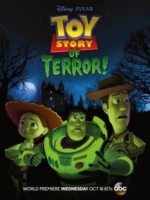 Toy Story de Terror - Poster / Capa / Cartaz - Oficial 2