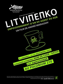 Poisoned by Polonium: The Litvinenko File - Poster / Capa / Cartaz - Oficial 1