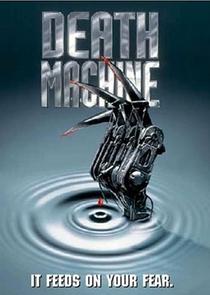 A Máquina da Morte - Poster / Capa / Cartaz - Oficial 1