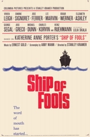 A Nau dos Insensatos (Ship of Fools)