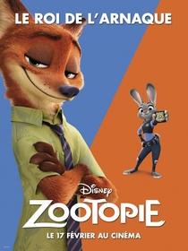 Zootopia: Essa Cidade é o Bicho - Poster / Capa / Cartaz - Oficial 38