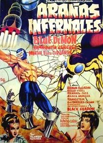Aranhas Infernais - Poster / Capa / Cartaz - Oficial 1