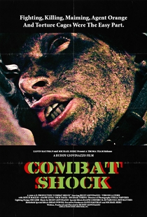 Combat Shock  - Poster / Capa / Cartaz - Oficial 4