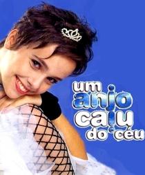 Um Anjo Caiu do Céu - Poster / Capa / Cartaz - Oficial 1