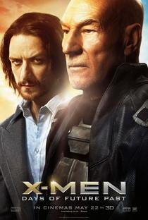 X-Men: Dias de um Futuro Esquecido - Poster / Capa / Cartaz - Oficial 11