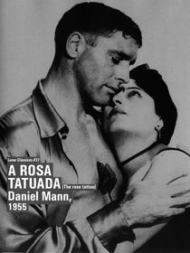 A Rosa Tatuada - Poster / Capa / Cartaz - Oficial 2