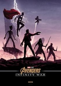 Vingadores: Guerra Infinita - Poster / Capa / Cartaz - Oficial 39
