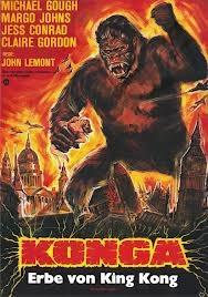Konga - Poster / Capa / Cartaz - Oficial 3