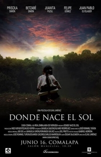 Onde Nasce o Sol - Poster / Capa / Cartaz - Oficial 1