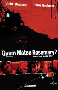Quem Matou Rosemary? - Poster / Capa / Cartaz - Oficial 2