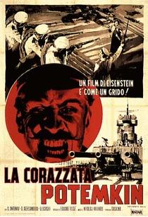 O Encouraçado Potemkin - Poster / Capa / Cartaz - Oficial 2