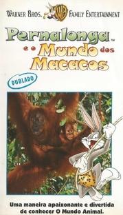 Pernalonga e o Mundo dos Macacos - Poster / Capa / Cartaz - Oficial 1